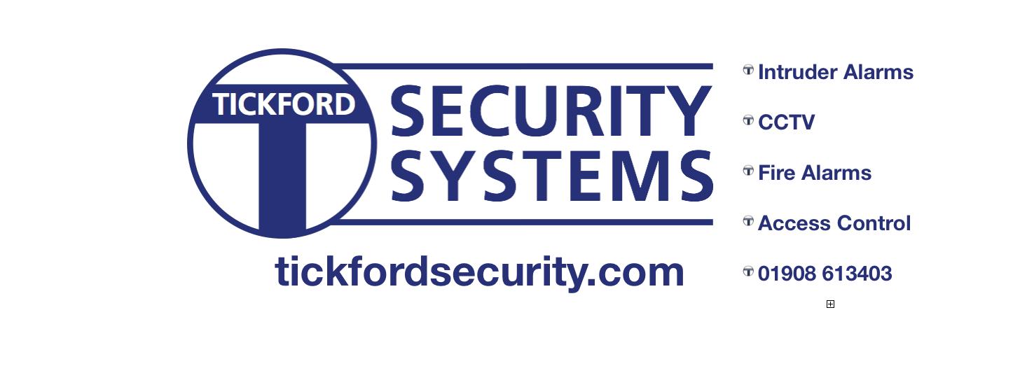 Tickford Security