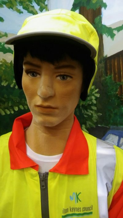 Schools Crossing Patroller Mannequin