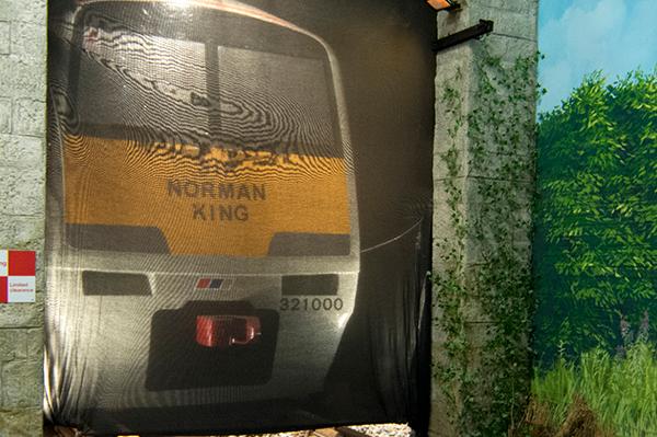 railway safety tile